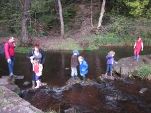 The Rivelin Story Walk in October